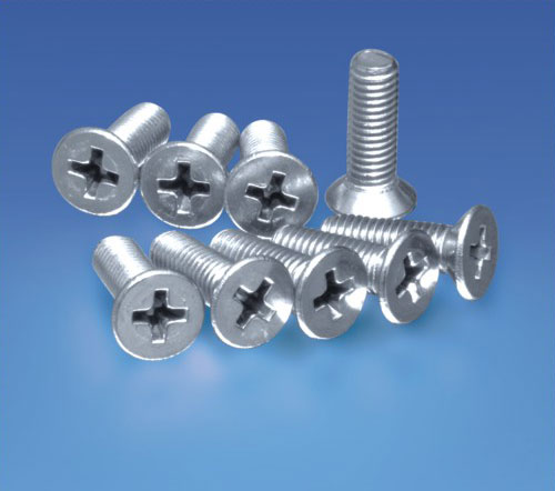 Sanlinfastener cross recessed flat countersunk tapping